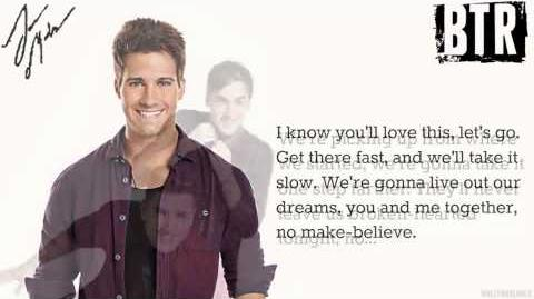 Big Time Rush - Get Up (Full Song)