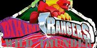 Bikini Rangers Wild Thunder