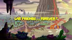 Lab Friends TitleCard