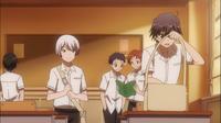 Kinshiro and Atusushi as children
