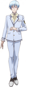 Akihiko Beppu-full body image