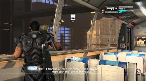 Binary Domain- Walkthrough Chapter 4-1 - HD
