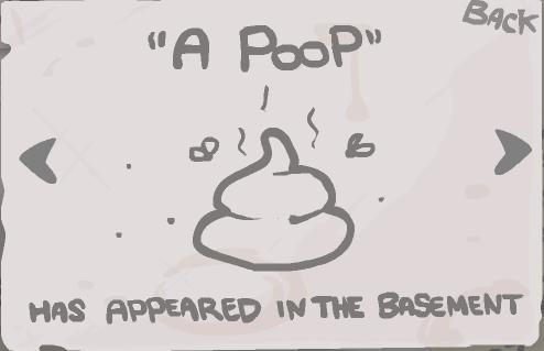 A poop