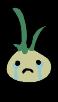 The Sad Onion Icon