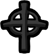 File:Celtic Cross Icon.png