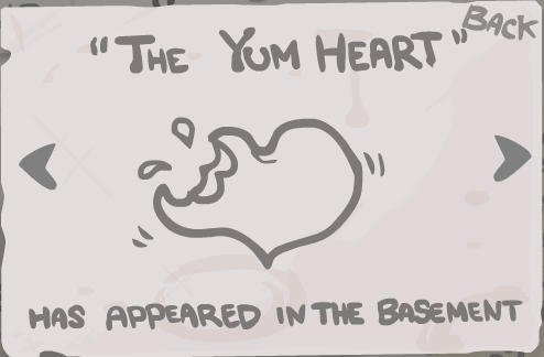 The yum heart