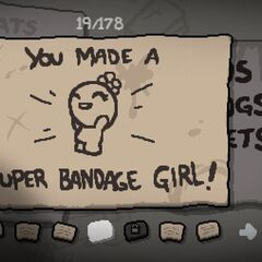 Achievement  Bandage  Girl