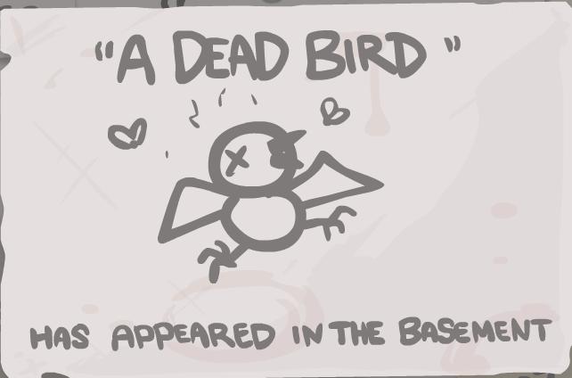 A Dead Bird Unlocked Crap