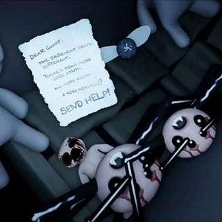 Two new enemies and Isaac's full letter to Guppy, as seen in the trailer.