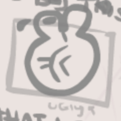 The Mask of Infamy's heart on Isaac's last will.
