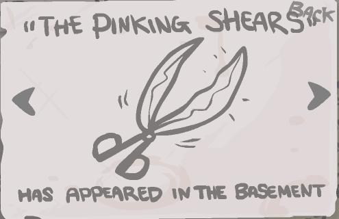 Pinkin shears