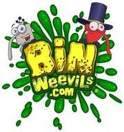 Bin weevils logo