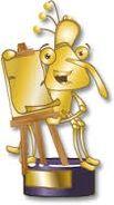 Image Monty trophy