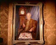 Cyrus painting