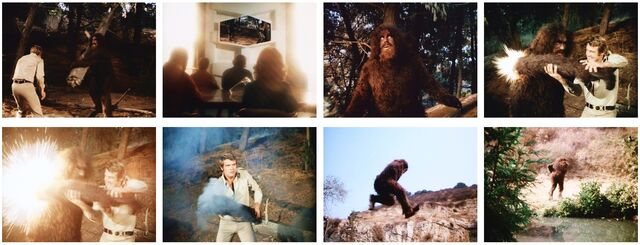 Big Foot - First Encounter Sequence