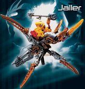 Jaller on the Gukko Bird