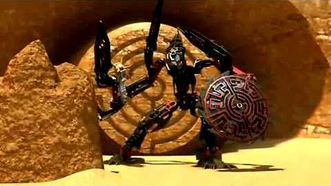 Bionicle Glatorian 2009 Final