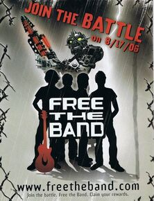 Free The Band