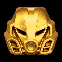 Golden Mask of Stone