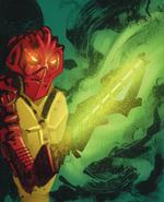 Jaller Comic sword