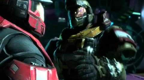 "Halo Reach ""Iridescent"" by Linkin Park"