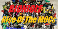 BIONICLE: Rise of the MOCs