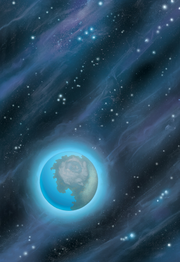 AOSR Spherus Magna in Space