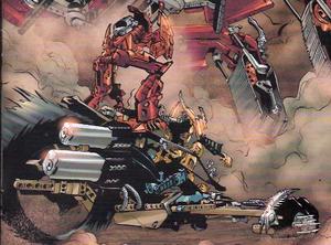 Comic Thornatus