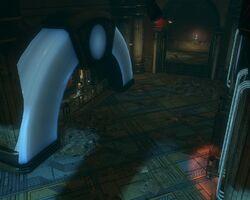 BioShock 2-Minerva's Den - McClendon Robotics Demonstration Stage f0363