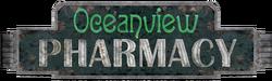 Oceanview Pharmacy Sign