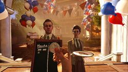 Bioshock infinite lutece twins