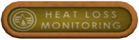Heat Loss Monitoring Sign