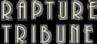 Rapture Tribune Billboard Sign