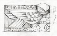 Minerva's Den Advertisement Concept