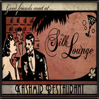 Kashmir Silk Lounge