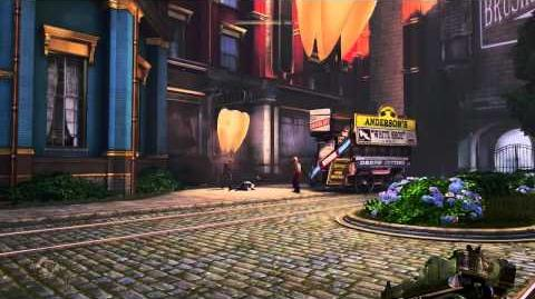 BioShock Infinite E3 2011 Gameplay Demonstration