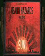Ad tate hazards sun