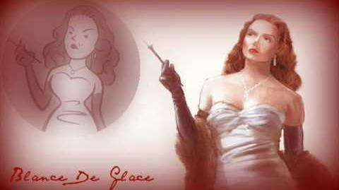 BioShock Mutiplayer Quotes - Blanche De Glace (The Vamp)