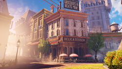 BioShock Infinite PC Theme 2 1920x1080