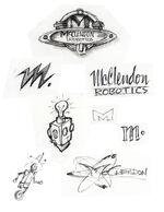 McClendon Robotics Logo Concepts 1