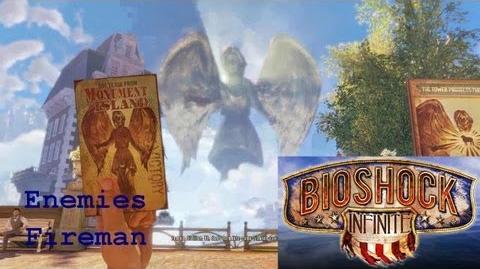Bioshock Infinite - Enemy - Fireman