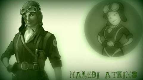 BioShock Multiplayer - Naledi Atkins (The Pilot)