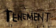 Tenement Sign Crude
