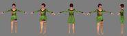 BioShock 3D Baby Jane