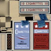 Cigarettes DIFF