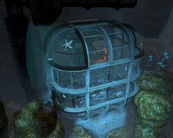 BioShock 2-Outer Persephone - Sofia Lamb's Office f0353
