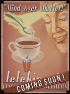 Telekinesis BAS2 Poster