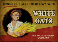 DLCB WhiteOats poster