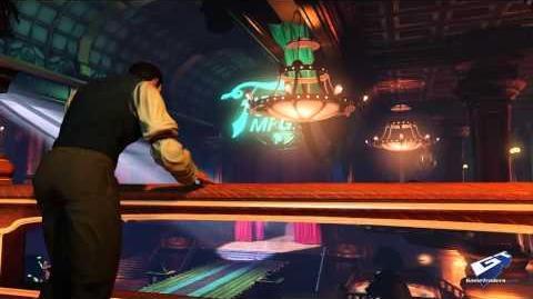 VGA 2011 BioShock Infinite Exclusive Trailer