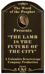 Kinetoscope The Lamb is the Future of the City